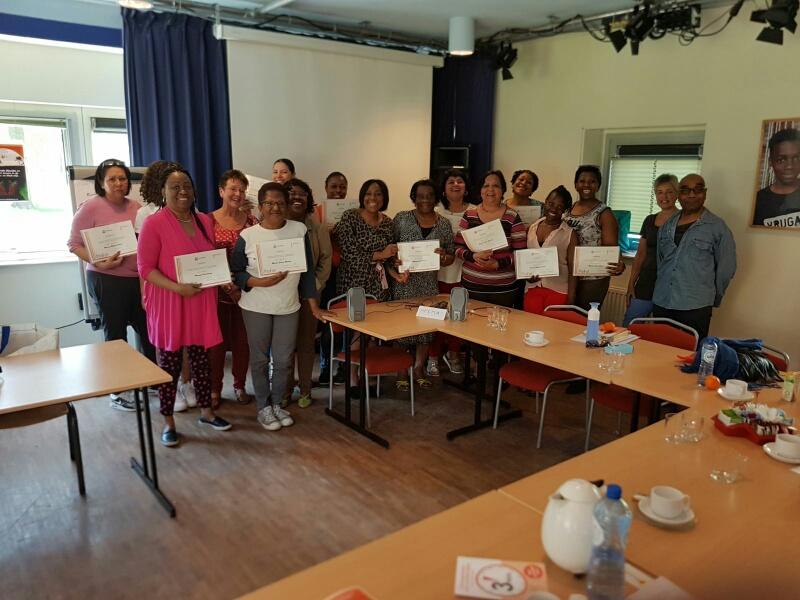 bewoners- en wijkinitiatief voor mantelzorgers in Amsterdam